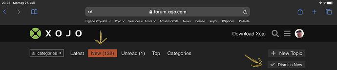 New topics - Xojo Forum